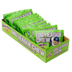 Big League Chew Sour Apple (12 ct)