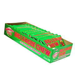 Big League Chew Watermelon (12 ct)