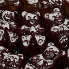 Albanese Gummy Bears Black Cherry (5 lb)