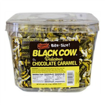 Black Cow Bite Size (160 ct)