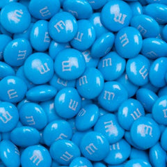 M&M's Milk Chocolate Blue
