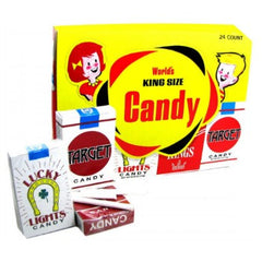 World's Candy Cigarettes (24 ct)
