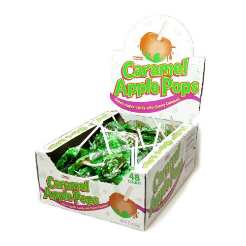 Caramel Apple Pops (48 ct)