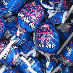 Charms Blow Pop Blue Razz Berry (48 ct)