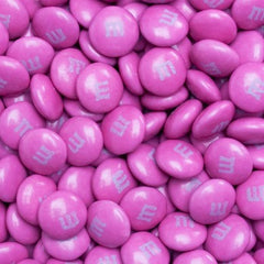 M&M's Milk Chocolate Dark Pink
