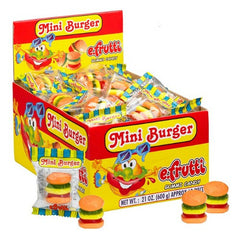e. Frutti Mini Burgers (60 ct)