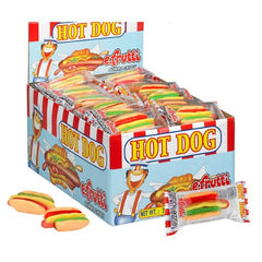 e.frutti Gummi Hot Dog (60 ct)