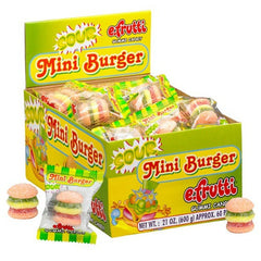 e.frutti Sour Mini Burger (60 ct)