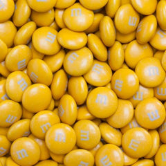 M&M's Milk Chocolate Gold