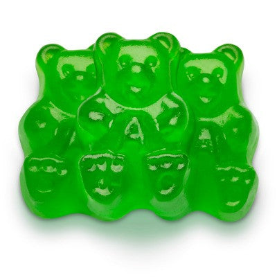Albanese Gummi Bears Apple (30lbs)
