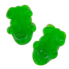 Vidal Gummy Green Frogs