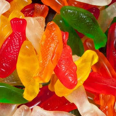 Albanese Gummy Fish Assorted (5 lb)