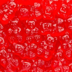 Albanese Gummy Bears Raspberry (5 lb)