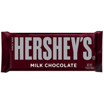 Hershey's Milk Chocolate (36 ct)