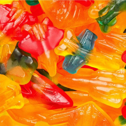 Albanese Gummy Jet Fighters (5 lb)