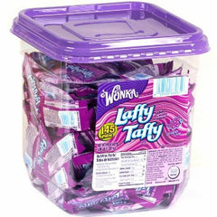 Laffy Taffy Tub Grape (145 ct)