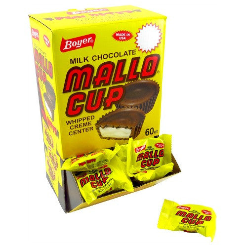 Mallo Cups (60 ct)
