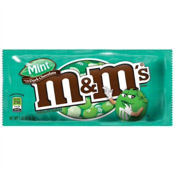 M&M's Mint Dark Chocolate (24 ct)