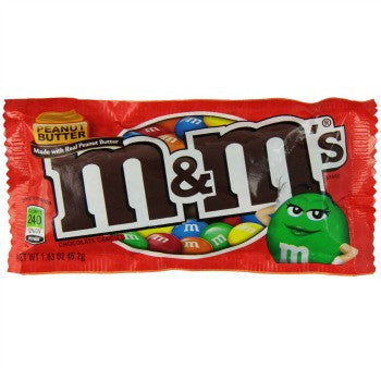 M&M's Peanut Butter (24 ct)