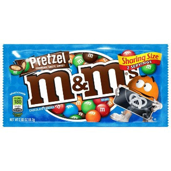 M&M's Pretzels King (24 ct)