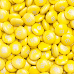 M&M's Milk Chocolate Yellow