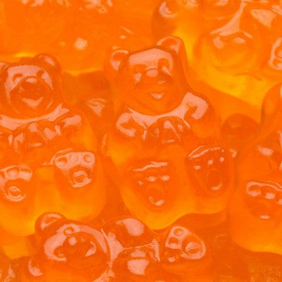 Albanese Gummy Bears Orange (5 lb)