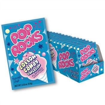 Pop Rocks Cotton Candy (24 ct)