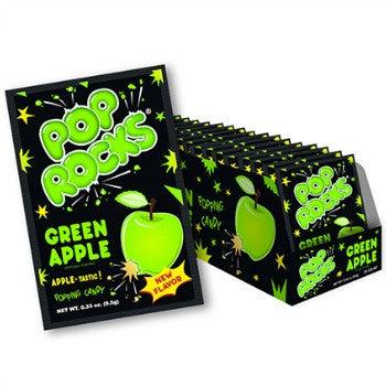 Pop Rocks Green Apple (24 ct)