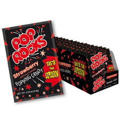Pop Rocks Strawberry (24 ct)