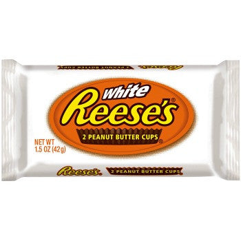 Reese's Peanut Butter Cups White Chocolate (24 ct)