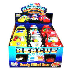 Rescue Cars (12 ct)