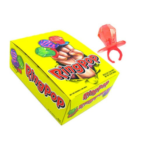 Ring Pop Original (24 ct)