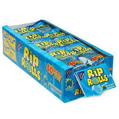 Rip Rolls Blue Raspberry (24 ct)