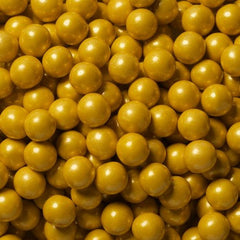 Sixlets Mini Chocolate Balls Gold