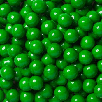 Sixlets Mini Chocolate Balls Green