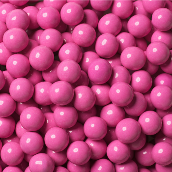 Sixlets Mini Chocolate Balls Hot Pink
