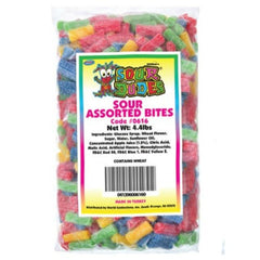 Sour Dudes Assorted Bites (4.4 lbs)
