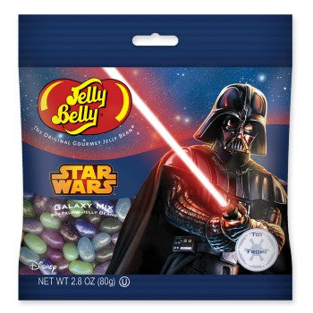 Jelly Belly Jelly Beans Bags Star Wars (12-2.8 oz)