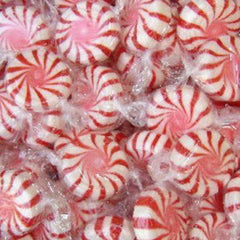 Peppermint Starlight Spinners (5 lb)