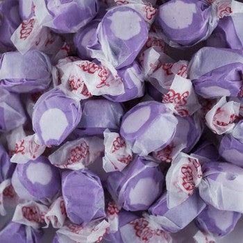 Taffy Town Salt Water Taffy Huckleberry (5 lb)
