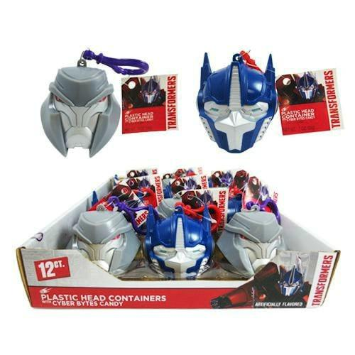 Transformers Candy Dispenser (12 ct)