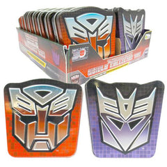 Transformers Candy Tins (12 ct)