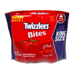 Twizzlers Bites Strawberry King (10 ct)
