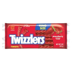 Twizzlers Strawberry Twists King (15 ct)