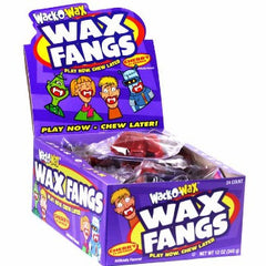 Wack-O-Wax Fangs (24 ct)