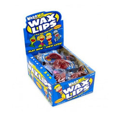 Wack-O-Wax Lips (24 ct)