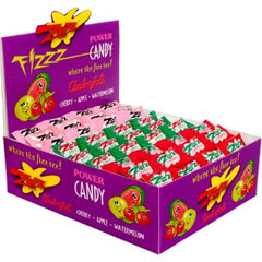 Zotz Cherry, Apple, Watermelon (48 ct)