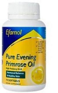 Efamol Evening Primrose Oil 1000mg -75 capsules