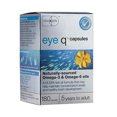 Equazen Eye Q 180 capsules - SPECIAL PRICE