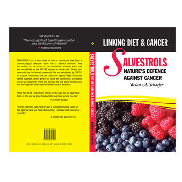 Salvestrols - Natures Defence Against Cancer Book